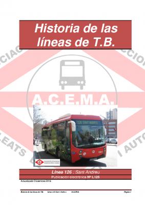 Línea 126