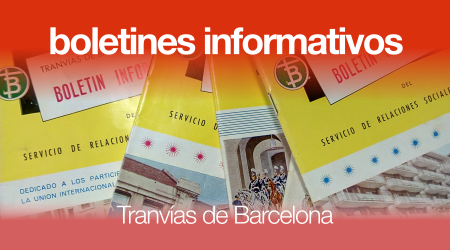 Tranvías de Barcelona