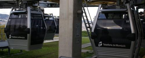 Visita Transports d'Oci de Montjuïc