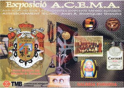 Exposició ACEMA