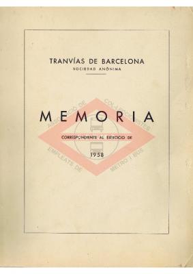 Memòria 1958