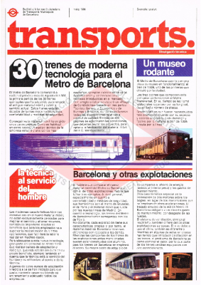Revista Transports 8