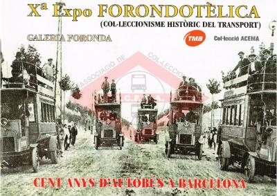 X Exposició forondotèlica