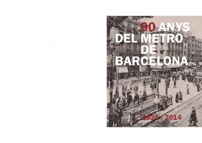 90 años de metro en Barcelona