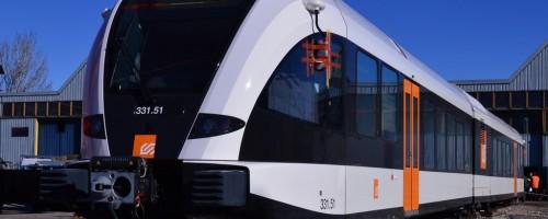 Nuevos trenes para la línea de la Pobla de FGC
