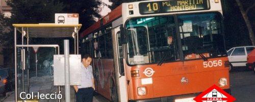 20 años de aquel bus 10