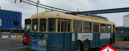 75 años de aquellos «filobuses»