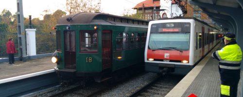 100 años de la llegada del tren a Les Planes