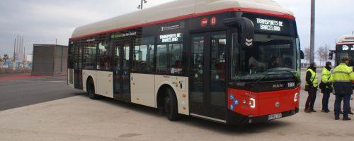 Presentación nuevos autobuses año 2017