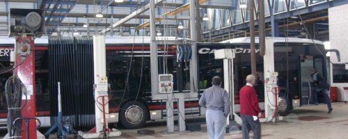 El CapaCity, el bus de altas prestaciones