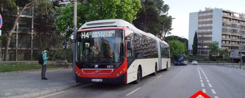43 autobuses híbridos más para 2018