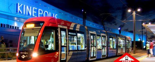 Desè aniversari del Metro Lleuger de Madrid