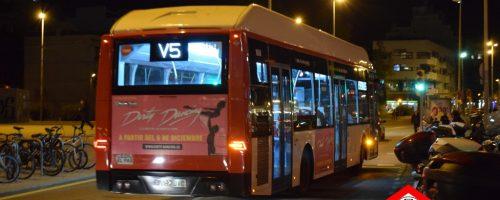 En marcha la fase 5.1 de la Nueva Red de Bus