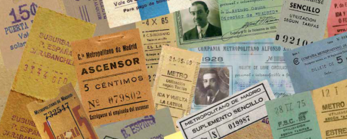 La història dels bitllets del Metro de Madrid
